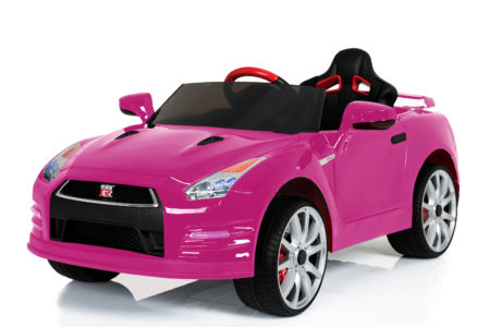 Nissan GTR-R35 Battery Powered Ride-On (Pink)