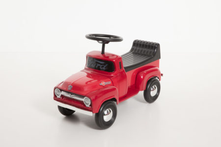 1956 Ford F-100 Stamped Steel Foot to Floor Ride-On
