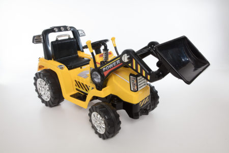 Wonderlanes Battery Powered Tractor with Loader