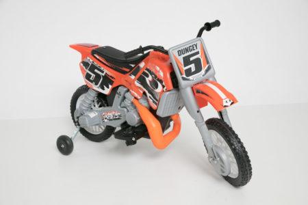 Ryan Dungey Battery Powered Ride-On: Motocross Dirt Bike